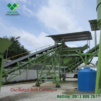 BĂNG XOAY - Oscillated Belt Conveyor